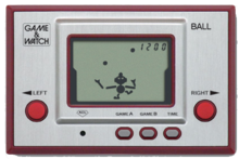 Ball Game & Watch
