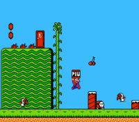 Super Mario Bros Versi West
